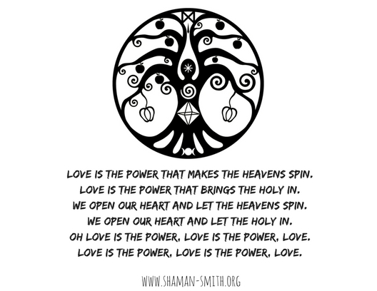 Love is the Power